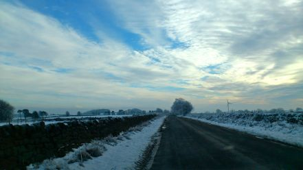 Snow jan 2013